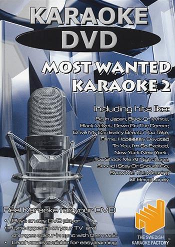 most wanted karaoke 2
