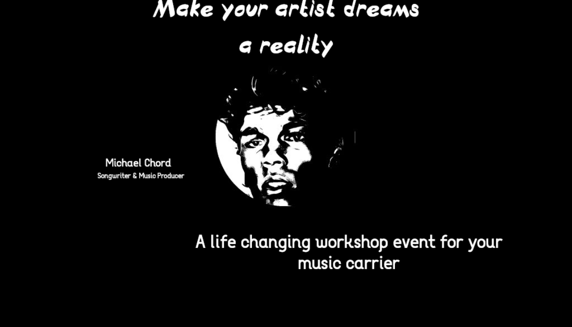 Music workshop with Michael Chord